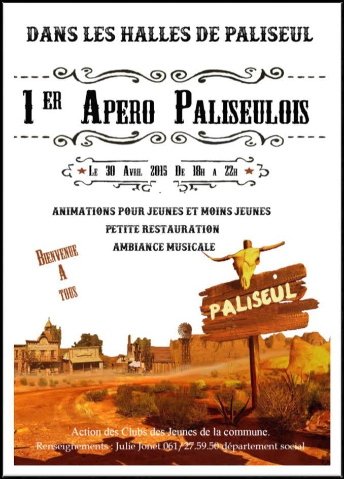 Affiche Apéro Paliseulois